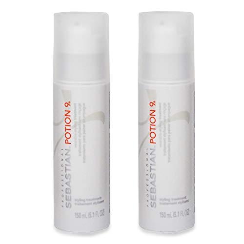Potion 9 Hair Styling Treatment, 5.1 oz 150 ml (2 Count)
