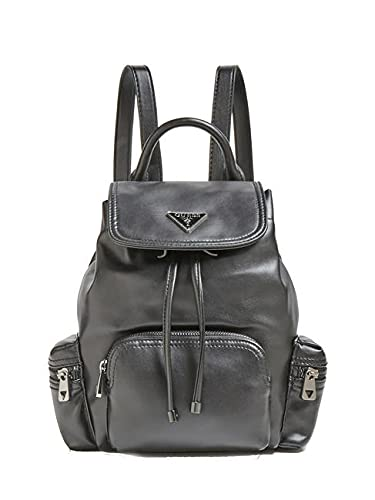 Guess San Diego Backpack, Mujer, Negro, Talla única