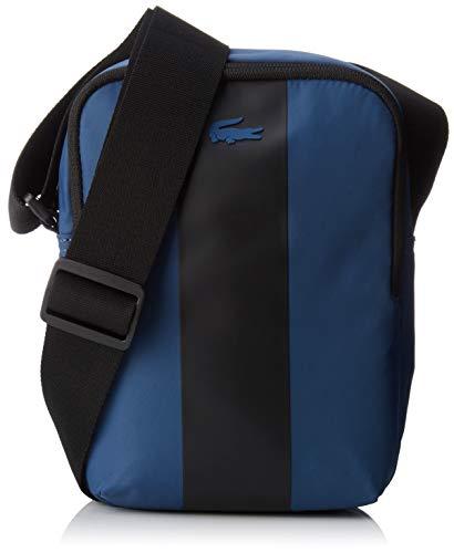 Lacoste - Nh2664tk, Shoppers y bolsos de hombro Hombre, Azul (Blue Wing...
