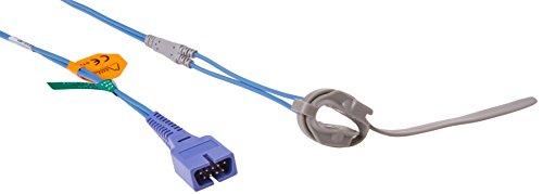GiMa 35265Sensoren wiederverwendbar Nellcor oxitech SPO2-A Stirnband, Erwachsene/Baby, Kabel 0.09m