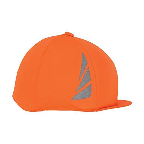 Hyviz Copri Cappello Ad Alta Visibilità (Taglia unica) (Arancione Fluorescente)
