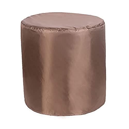 Funda para Muebles De Jardín 130x70cm,Copertura Impermeable para Mesas Rectangular,Cubierta De Exterior Funda Protectora Muebles, Funda Protectora Anti-UV