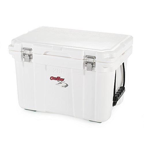 Docooler 28L Rotomolded Kühlbox/Passiv Kühlbox für Camping Angeln