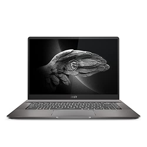 "MSI Creator Z16 A11UET-086ES - Ordenador portátil de 16"" QHD (Tiger Lake i9-11900HHM570, 32 GBx2 RAM, 2 TB SSD, GeForce RTX3060 MAX-Q, Windows10 Pro High-End) Gris Lunar - Teclado QWERTY Español"