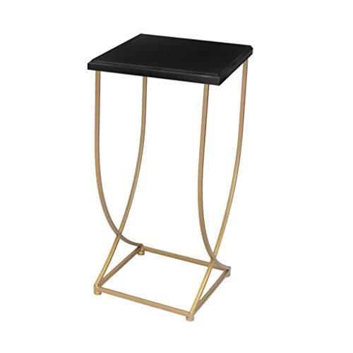 Gehumaniseerd ontwerp Combinatie Table, Enkellaags Marmeren Textuur Sofa Table The Mall Kledingwinkel Hotel Lobby Decorative Table gemakkelijk schoon te maken Glad aanrecht