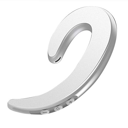ZS ZHISHANG Bluetooth Headset Bone Conduction Hook Earphone Wireless Bluetooth Headset Ergonomic Stereo Ear-Hook HD Sound Quality
