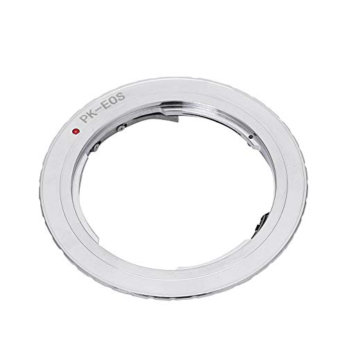 Topiky Alloy Camera Lens Converter,Profesional Adaptador de Montaje de Lentes de Enfoque...