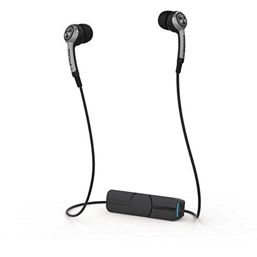 ZAGG IFPLGW-SV0 ifrogz Audio Plugz Wireless Bluetooth Earbuds Silber
