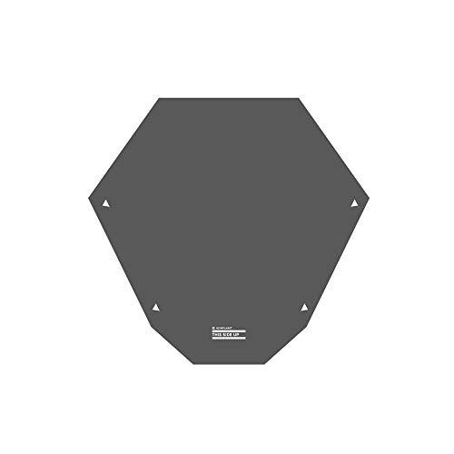 HEIMPLANET Original | FISTRAL Groundsheet | wasserdichte Zeltunterlage - 5000mm Wassersäule | Zeltboden für Fistral 1-2 Personen Zelt | Unterstützt 1% for The Planet