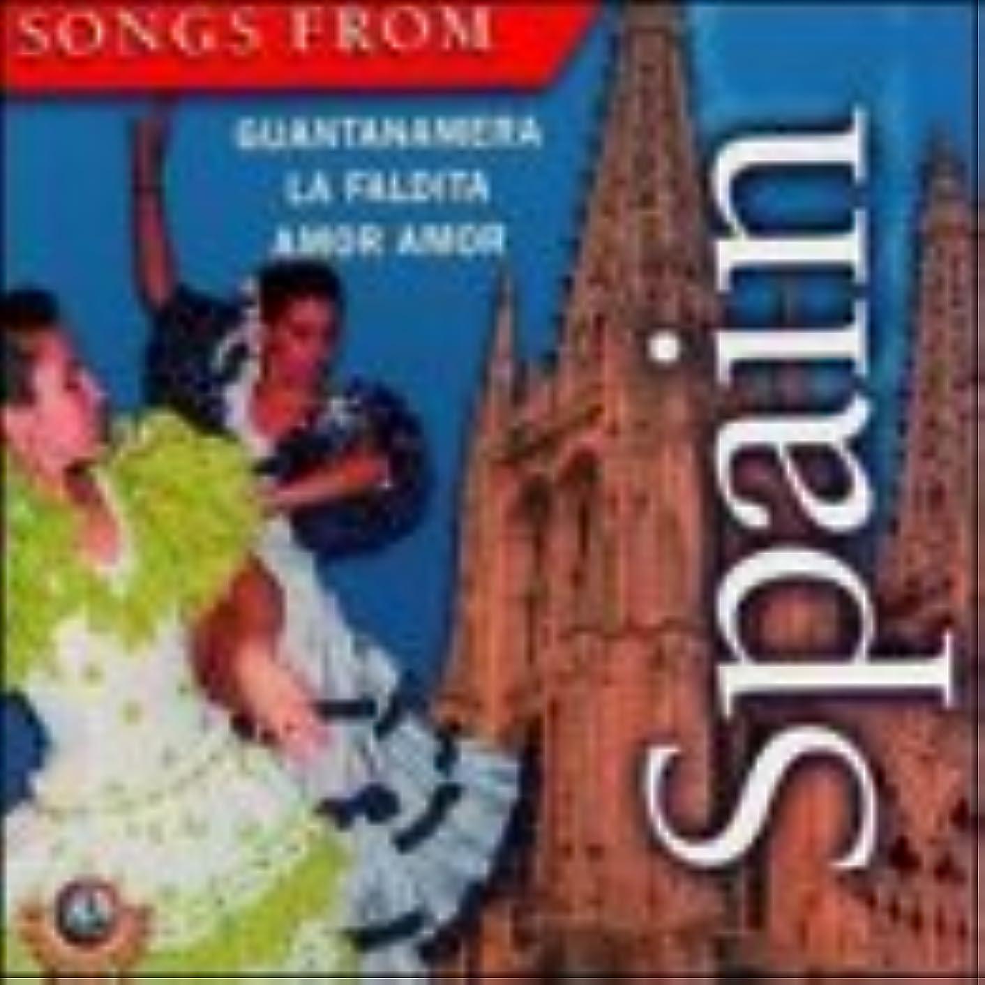 Songs From Spain