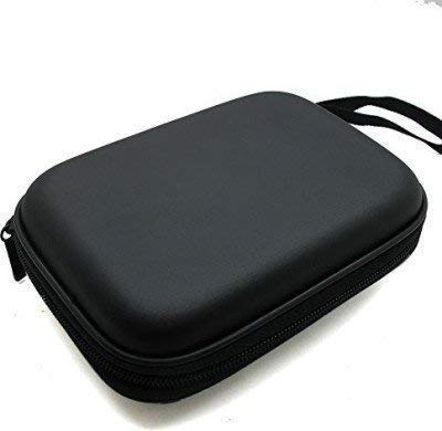 """Sellingal Hard Disk Drive Pouch case for 2.5"""" HDD Cover WD Seagate Slim Sony Dell Toshiba (Black)"""