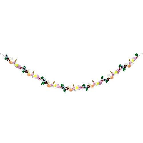 Meri Meri, Lilac Blossom Garland, Birthday, Party Decorations