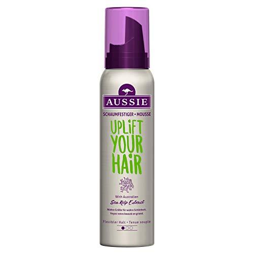 Aussie Uplift Your Hair Schaumfestiger, für Plattes Haar 150ml