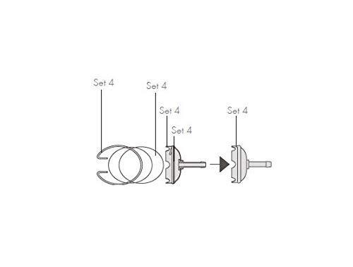 KATADYN Crépine d'aspiration complète (Set n ° 4) pour Filtre à Eau, Standard
