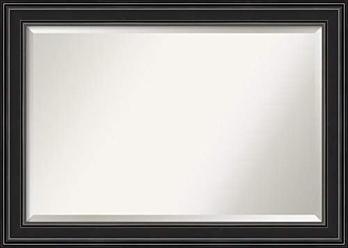 Amanti Art Framed Vanity Mirror | Bathroom Mirrors for Wall | Ridge -