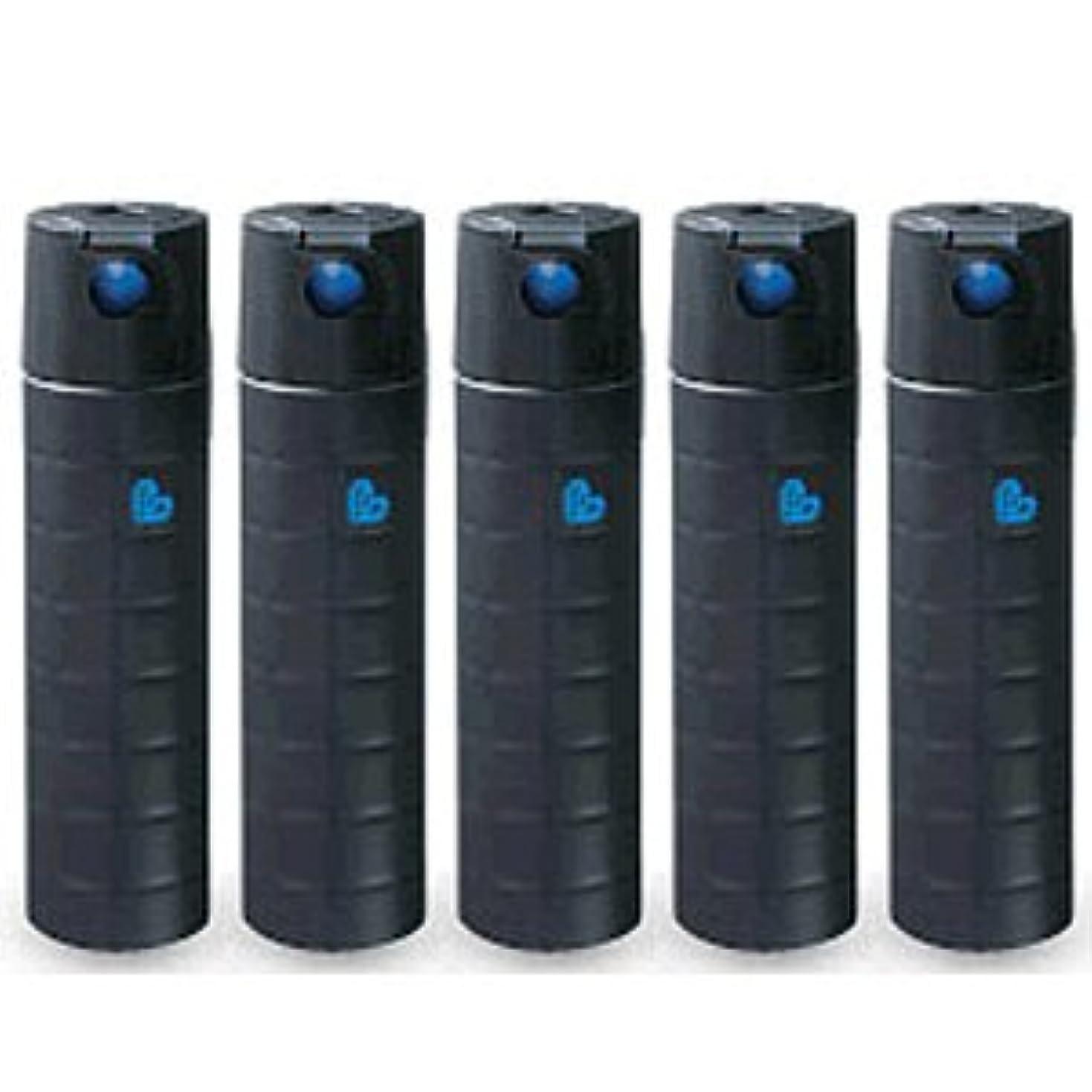 ラック下に向けますおめでとう【X5個セット】 アリミノ ピース フリーズキープspray ブラック 140g 200ml