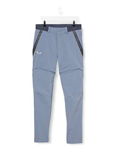 Salewa PEDROC DST M 2/1 Pantalon Homme Flint Stone/3860 FR : XL (Taille Fabricant : 52/XL)