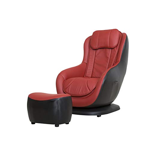 2018 New Compact L-track Kahuna Massage Chair HANI 3200 - Red