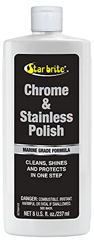 STAR BRITE Chrome & Stainless Polish - 8...