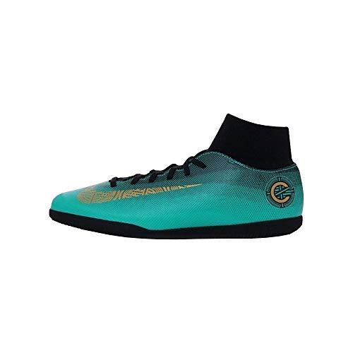 Nike Mercurial Superfly X 6 Club CR7 IC AJ356, Botas de fútbol Unisex Adulto, Multicolor (Indigo 001), 45 EU