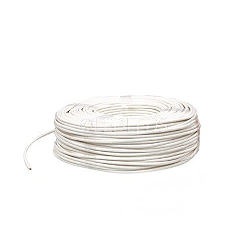 Kabel für Alarmanlage nicht geschirmt 4x 0,22Spule 100Meter 0,22mm