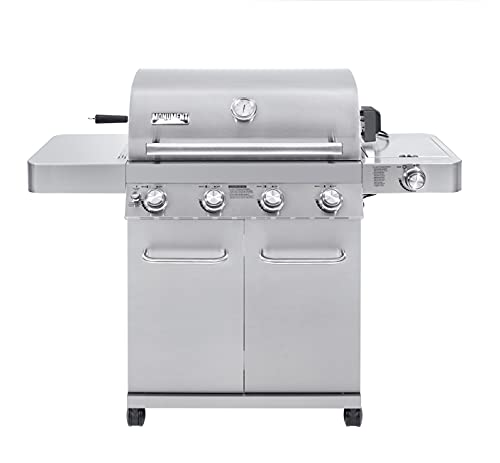 Monument Grills 17842 Stainless Steel Propane Gas Grill