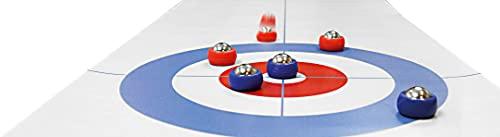 Noris Tisch Curling ausrollbarer