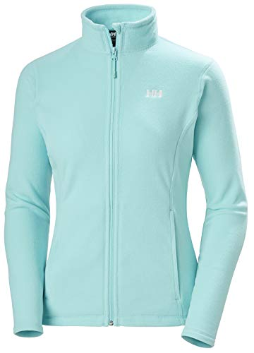 Helly Hansen W Daybreaker Fleece Jacket Chaqueta De Forro Polar, Mujer, Glacier Blue, L