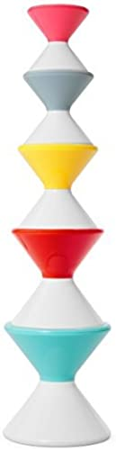 Kid O Stack and Roll Cones Toy by Kid O