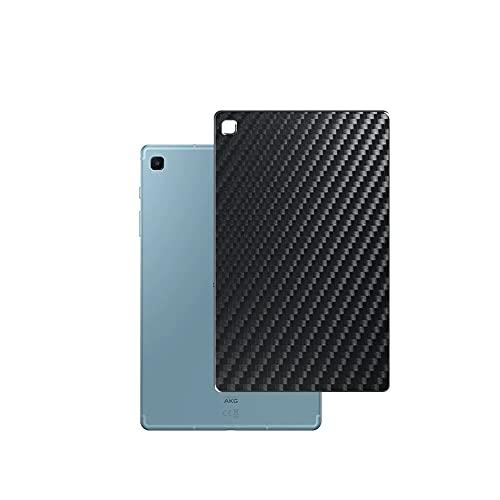 VacFun 2 Piezas Protector de pantalla Posterior, compatible con SAMSUNG GALAXY TAB S6 LITE WIFI SM-P610 / P610X, Película de Trasera de Fibra de carbono negra Skin Piel