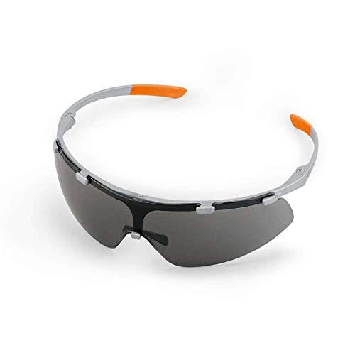 Stihl 00008840347 Schutzbrille Super Fit, Kunststoff, transparent