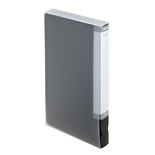 サンワサプライ ブルーレイディスク対応ファイルケース 32枚収納 ブラック FCD-FLBD32BK