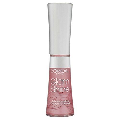 L'oréal paris glam shinegloss moonlight - Brillo de labios la luna, luna...