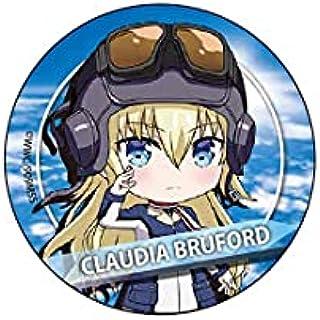 ねんどろいどぷらす 戦翼のシグルドリーヴァ ビッグ缶バッジ クラウディア・ブラフォード