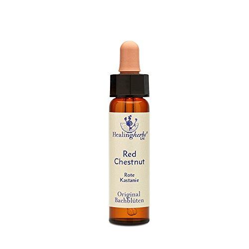 Healing Herbs Bachblüten Red Chestnut Tropfen, 10 ml