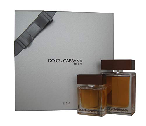 Dolce & Gabbana The One, Set de fragancias para hombres 130 ml.