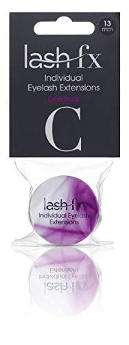 Lash FX J Curl X - Pestañas gruesas (0,20 x 9 mm, 22 g)