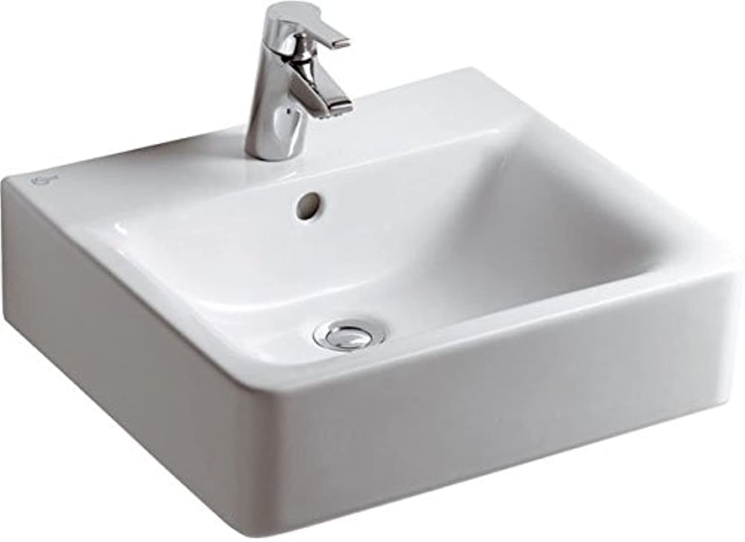 Ideal Standard Connect Cube Washbasin wei? Ideal Plus; 50