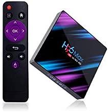 H96 MAX Android 9.0 TV BOX 4G RAM 64G ROM RK3318 Dual Band 2.4G /5GWIFI BT 4.0 USB 3.0 Set Top Box