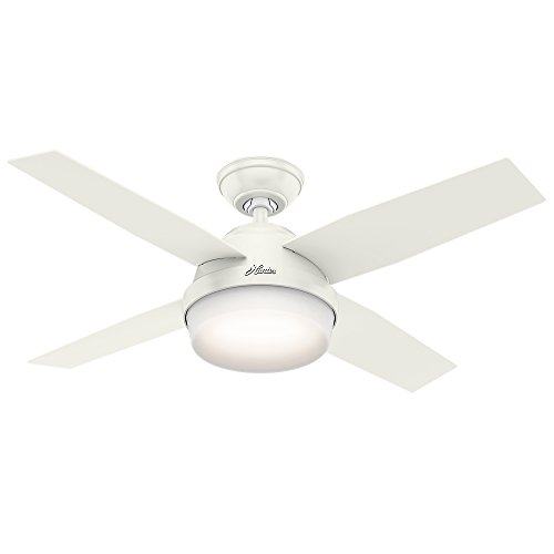 Hunter Fan Company 59246 44' Indoor Dempsey Ceiling Fan with...