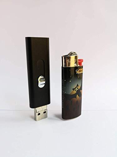 Mini Registratore digitale audio microspia professionale ad attivazione vocale fino a 8 giorni di registrazione con 8GB, USB micro-USB OTG, per PC e MAC, Tablet e Smartphone Android