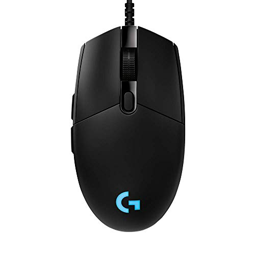 Logitech G PRO Hero Wired Gaming Mouse