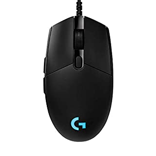 Logitech Pro Hero Gaming Mouse (910-005439) (B07GC4W25L) | Amazon price tracker / tracking, Amazon price history charts, Amazon price watches, Amazon price drop alerts
