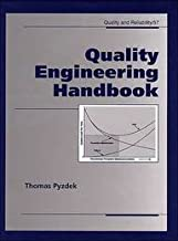 Quality Engineering Handbook (Quality and Reliability)