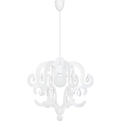 lampadario camera da letto barocco KATERINA white I Lampadari Lampadario Lampada a sospensione