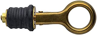 EAGLE CLAW Boat Drain Plug with Snap Handle