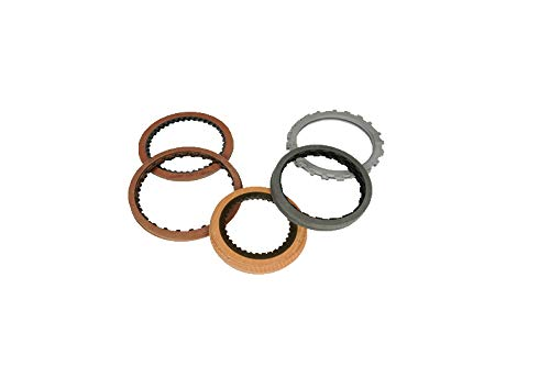 GM Genuine Parts 24238603 Automatic Transmission Clutch Plate Kit with Friction and Steel Plates