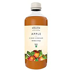 conditioning damaged hair ~ Apple cider vinegar with mother