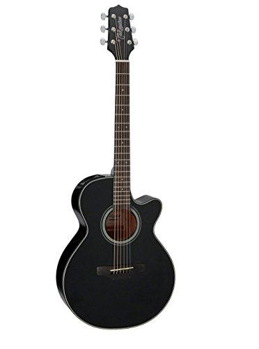 Takamine GF15CEBLK - Gf15ce-blk guitarra electro-acustica folk