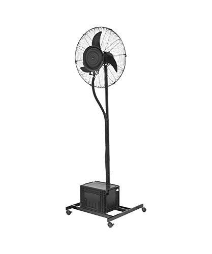 Climatizador de Pedestal Oscilante 70cm Goar 20 Litros CL702C Preto 220v